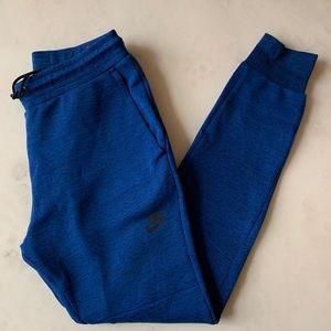 Nike Sweat Pant's Blue Sz Small   Kids Unisex
